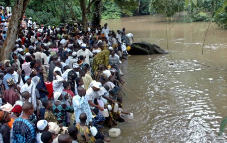 Osun-Osogbo festival