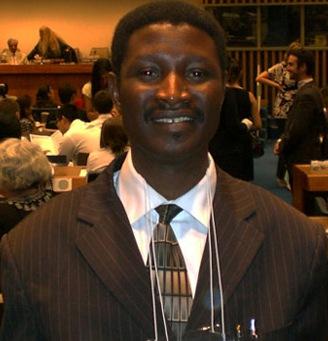 Rev Yakubu Pam