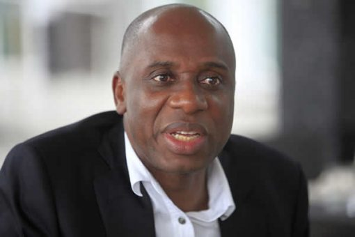 Rotimi Amaechi says former President, Goodluck Jonathan and Governor Wike denied Rivers of having custody of the helicopters