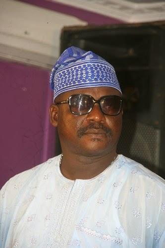 Alhaji Tajudeen Agbede, Chairman, NURTW, Lagos State.