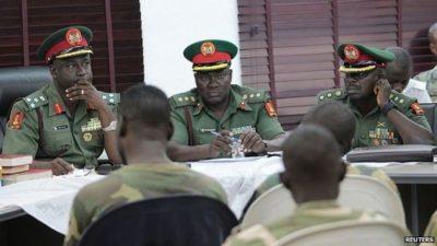 court-martial