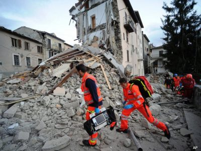 italo earthquake 1
