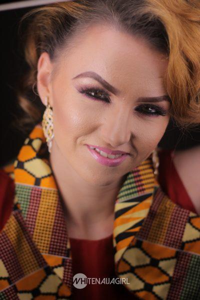 White Naija Girl