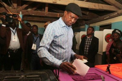 zambia president