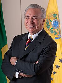 President Michel Temer of Brazil