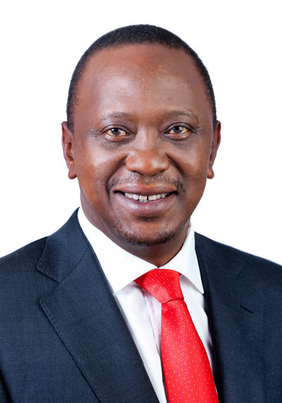 Uhuru Kenyatta, Kenya President