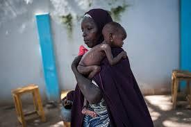 malnourished mother