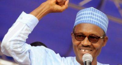 Buhari thanks