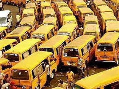 Danfo-buses
