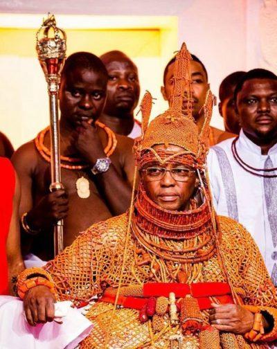 Oba Ewuare II N'ogidigan