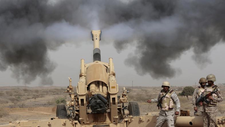 Mideast Islamic State Arab Troops