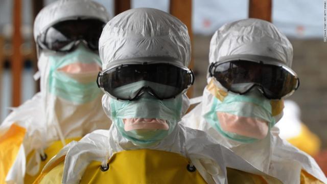 Ebola resurfaces