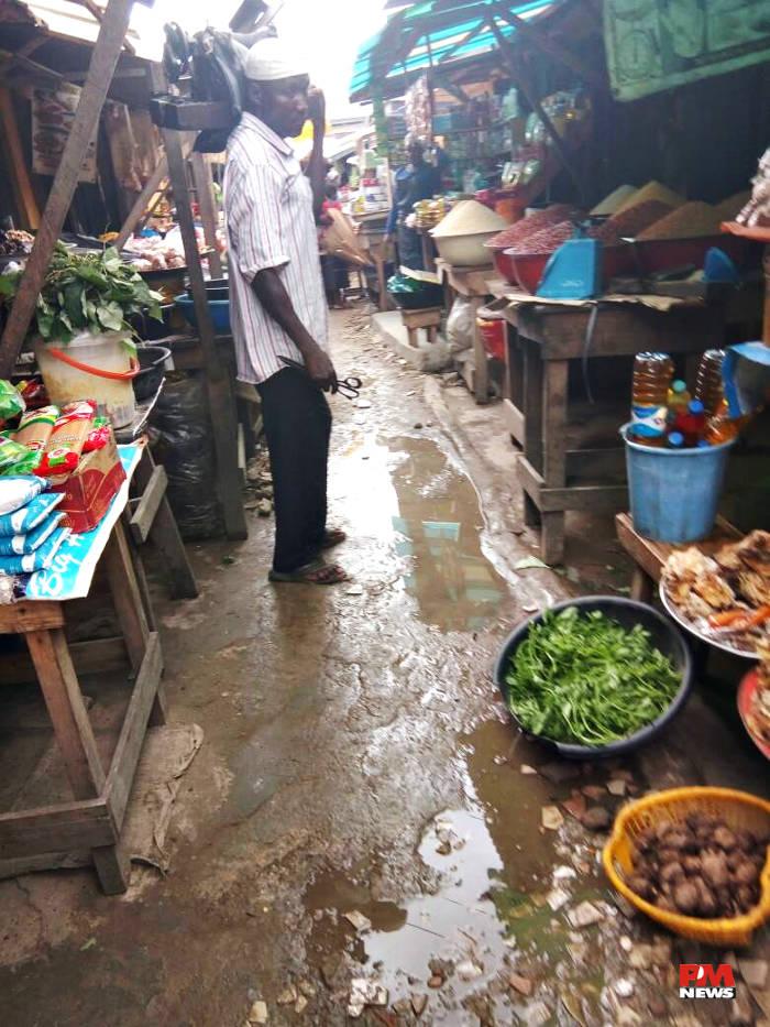 Obioma at onigbongbo market
