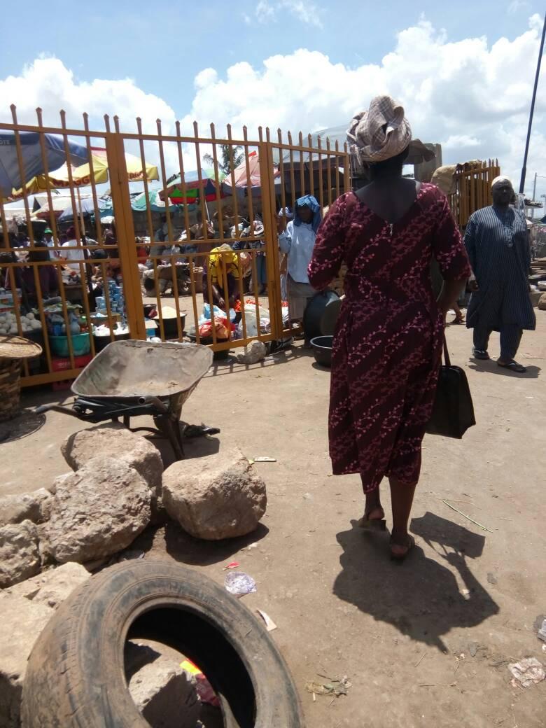 Ile Epo Market Gate