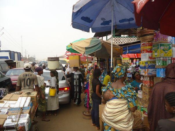 roadside trading