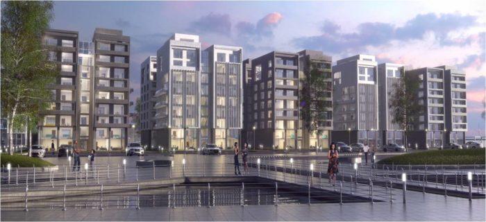 Ilubirin Housing Estate design