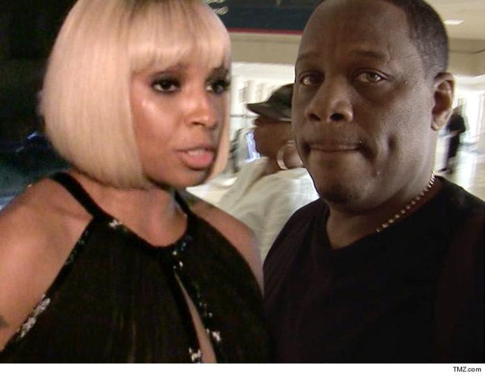 MJB and Ex husband
