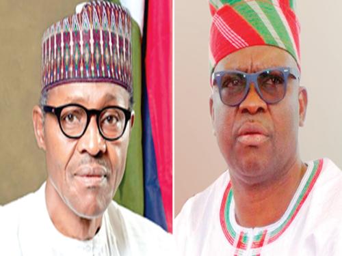 Buhari-vs-Fayose