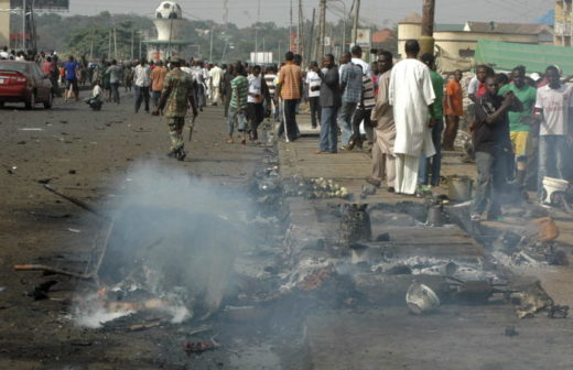 Car bomb blast in Kaduna, Nigeria