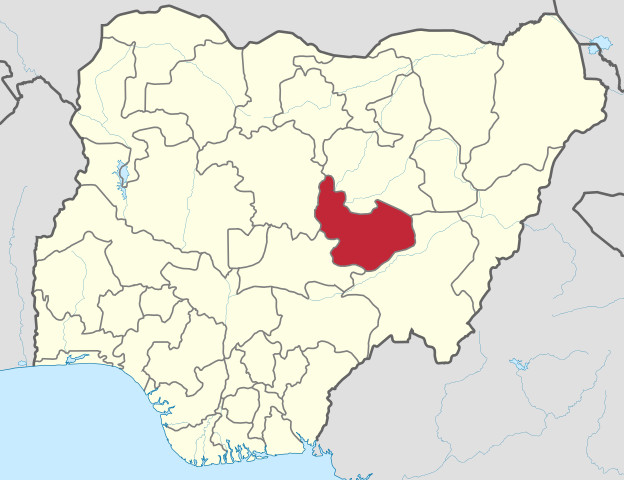 Location of Plateau State in Nigeria More details Location of Plateau State in Nigeria