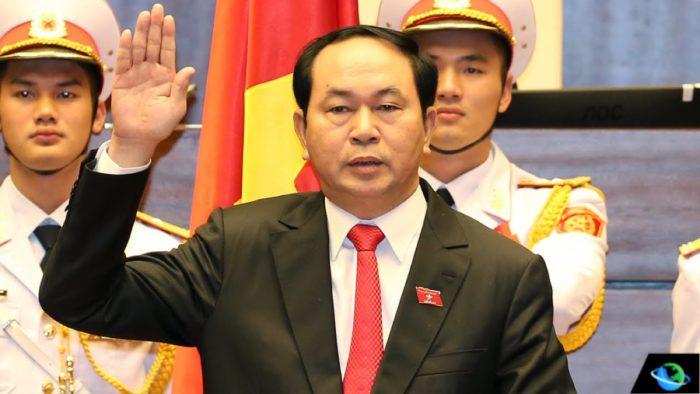 President Tran Dai Quang