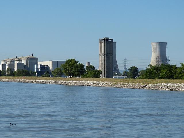 nuclear reactors france