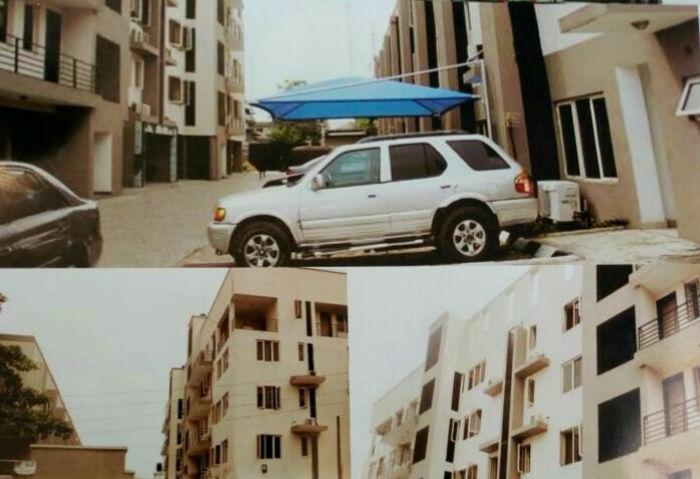 21 Nos. of mixed housing estate 7 Thurnburn Street or 5 Raymond Street, Yaba, Lagos.