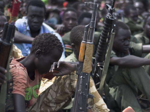Child militants