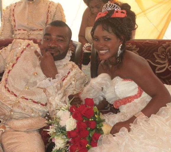 Muma Gee and ex husband