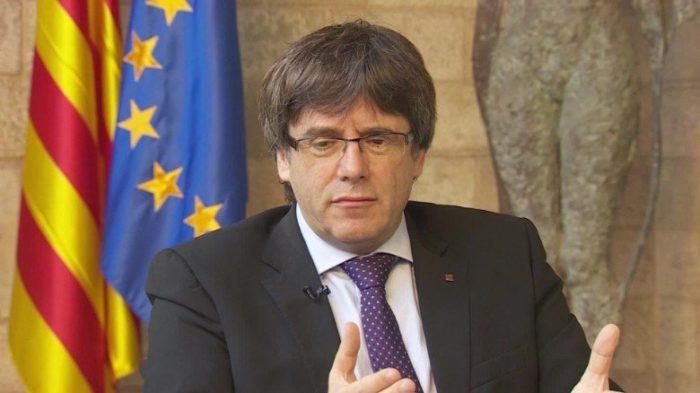 Catalonia leader Puigdemont