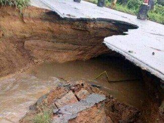 Gully-Biase-Calabar federal highway