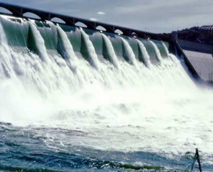 Hydro-electric dams