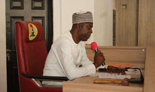 Matthew Kolawole, Speaker, Kogi House of Assembly.