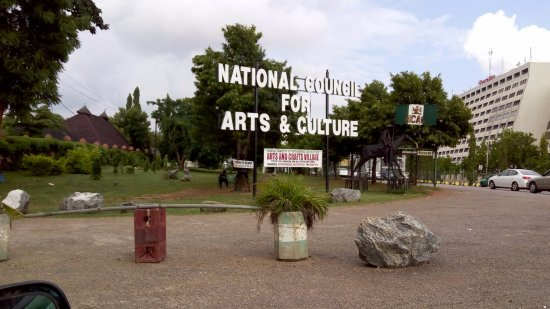 Abuja Arts and Craft village