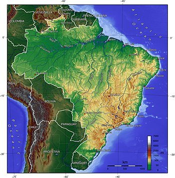 Brazil_topographic map