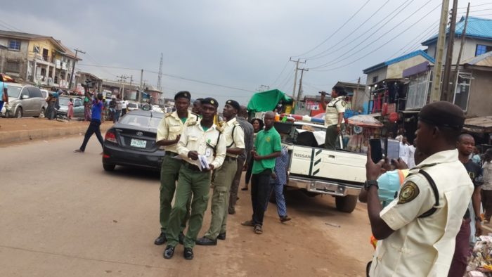 Ogun Traffic Compliance and Enforcement Corps (TRACE)