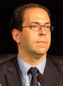 PM of Tunisia,_Youssef_Chahed