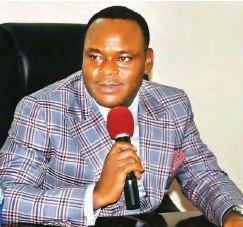 Dr Eric Kelechi Igwe, Deputy Governor of Ebonyi State