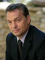 Hungary PM, Orban Viktor
