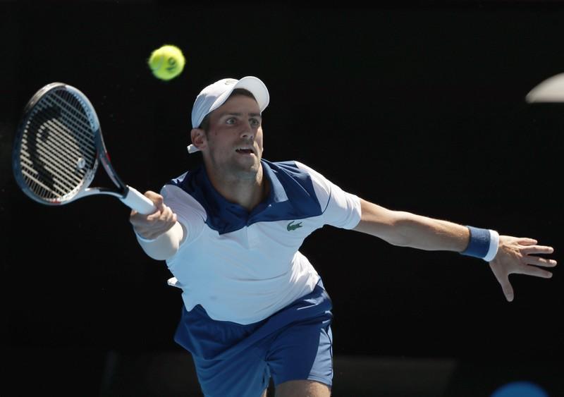 Tennis – Australian Open – Margaret Court Arena, Melbourne, Australia