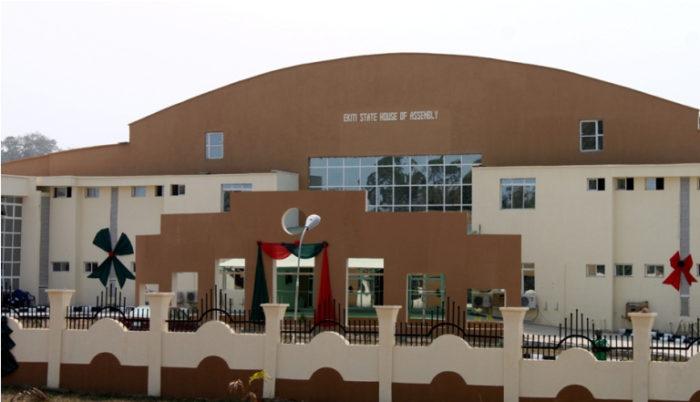 Ekiti State House of Assembly