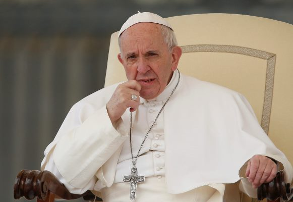 POPE-AUDIENCE-ENDURANCE