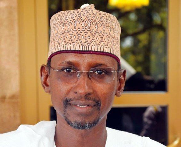Malam Muhammad Musa Bello, FCT Minister,