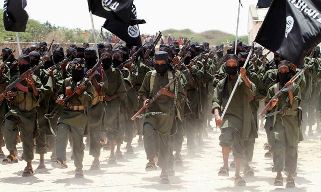 al-Shabab Militant