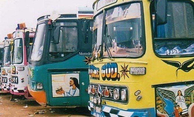 Luxury-buses