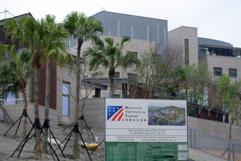 US embassy-taiwan
