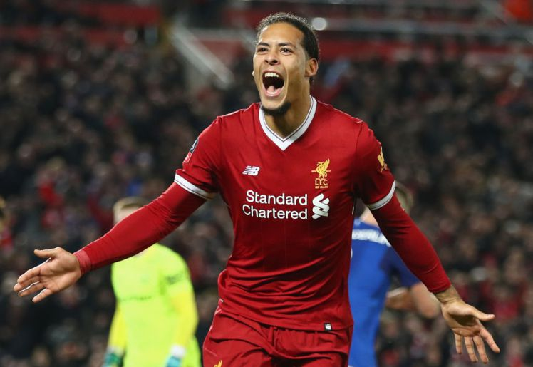 Liverpool v Everton – The Emirates FA Cup Third Round