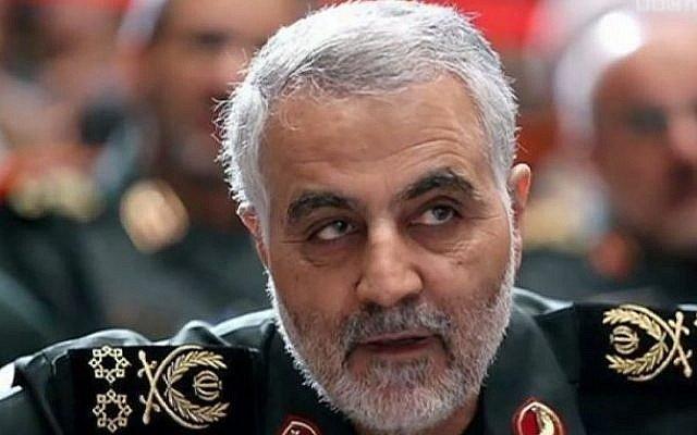 Maj. Gen. Qassem Soleimani