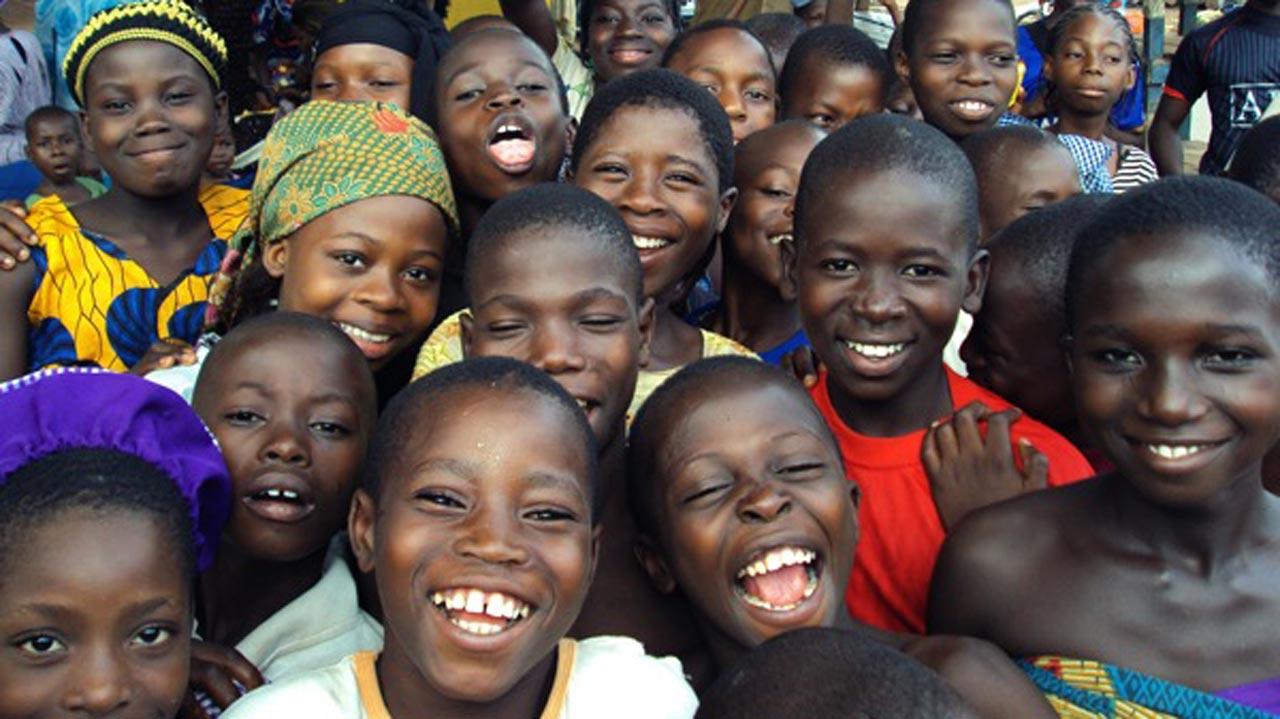 Nigerian children-1