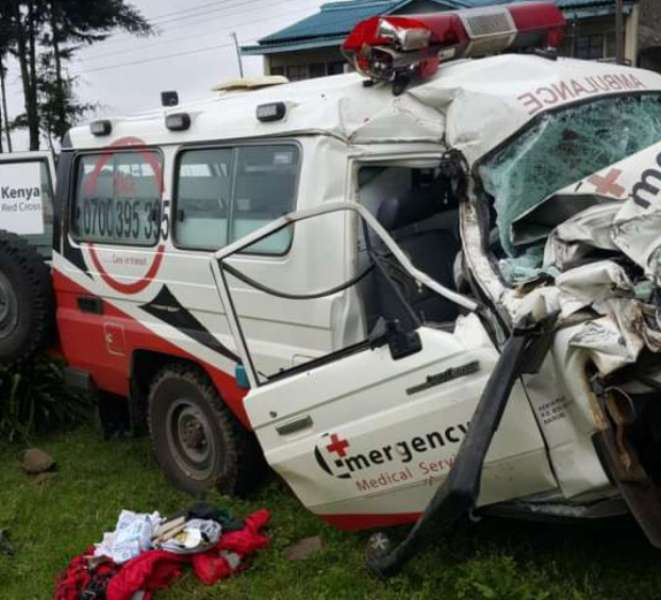 A-Kenya-Red-Cross-vehicle-involved-in-an-accident-as-team-headed-to-join-the-search-and-rescue-efforts-for-the-missing-FlySax-plane-was-involved-in-an-accident-on-Wednesday